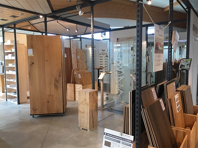 Ramrath-Holz Ausstellung in Korschenbroich