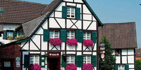 Im Alten Brauhaus – Gaststätte Vennen